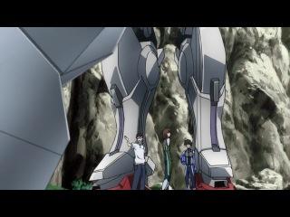 Мобильный воин ГАНДАМ 00 | Mobile Suit Gundam 00 сезон 1 серия 6