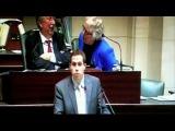 СКАНДАЛЬНОЕ выступление депутата парламента Бельгии Лорана Луи